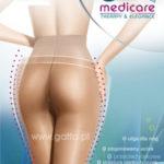 MEDICARE – Dámské kompresní punčochové kalhoty 140 DEN – GATTA