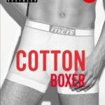 Boxerky Cotton Boxer – Gatta