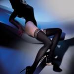 Dámské punčochy Calze Azuro microfibre 216 – Gabriella