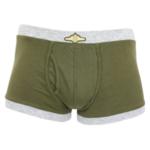 Pánské boxerky M30764 khaki – Dolce Gabbana