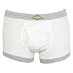 Pánské boxerky M30764 white – Dolce Gabbana