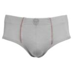 Pánské slipy M10760 grey – Dolce Gabbana